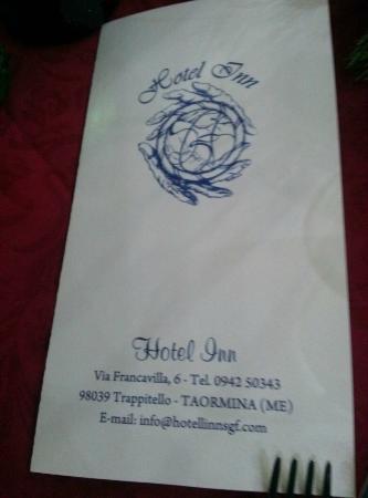 Hotel Inn: RECAPITI