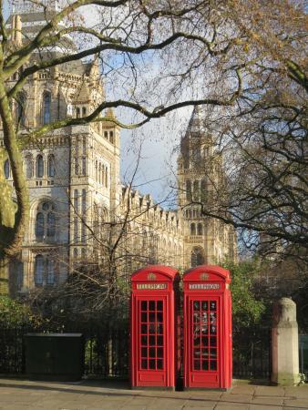 MEININGER Hotel London Hyde Park: La vue depuis l'entrée de l'auberge