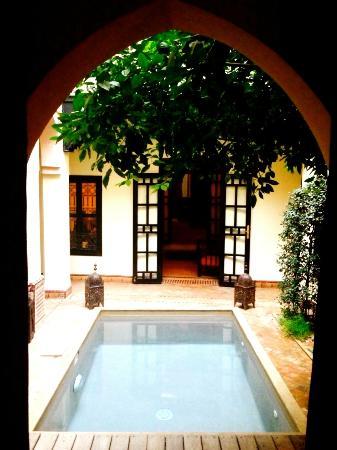 Dar Silsila: entrance