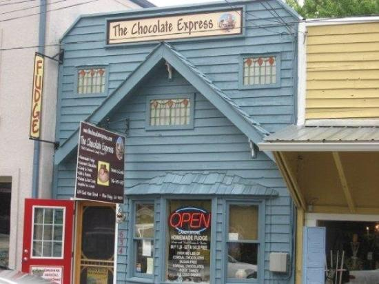 The Chocolate Express