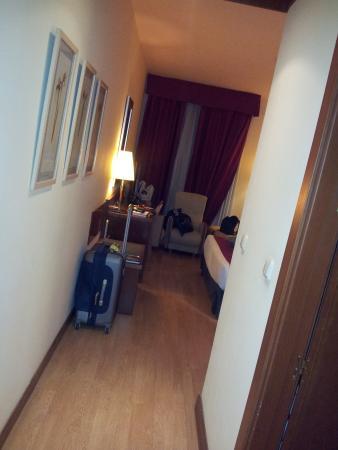 Vincci Ciudad de Salamanca: habitación
