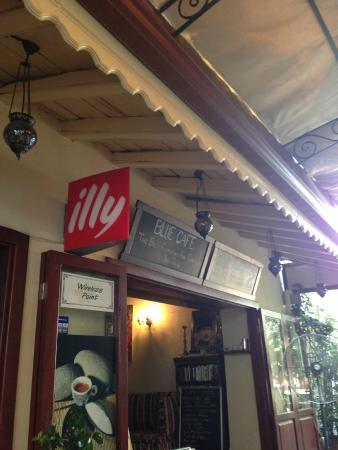 Blue Cafe & Restaurant: The Blue Cafe