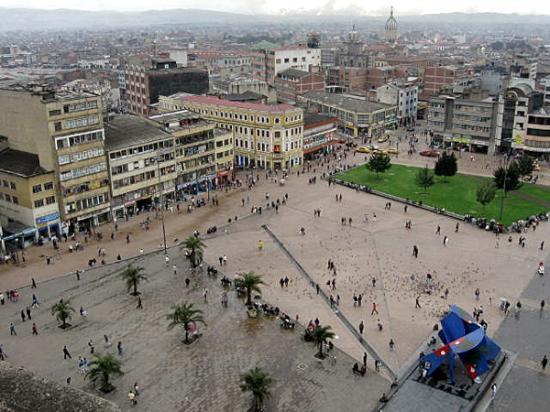 Plaza de San Victorino