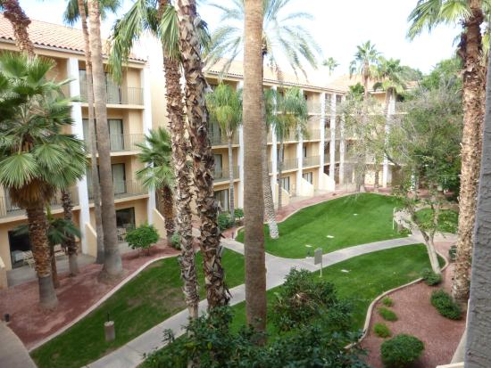 View From Third Storey Balcony Picture Of Crowne Plaza Phoenix