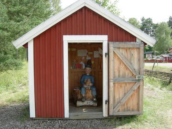Lonneberga, Sverige: Snickeboa