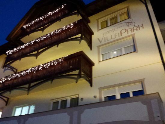Hotel Garni Villa Park: Vista esterna