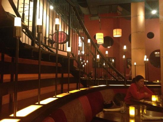 Rare Bar & Grill : Sala ristorante