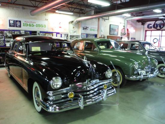 Image result for ypsilanti automotive heritage museum""