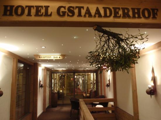Restaurant Müli: GSTAADERHOF HOTEL