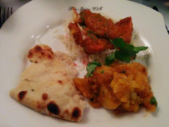 The Spice Well: Plate