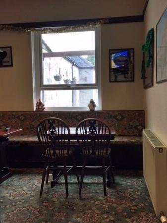 Covenanters Inn: inside