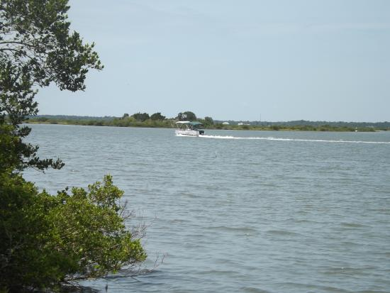 Turtle Mound National Historic Site: Around Mosquito Lagoon 1