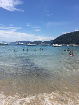 Sete Fontes Beach: Praia sete fontes