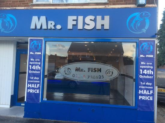 Just Eat App Makes It Even Easier Mr Fish Luton