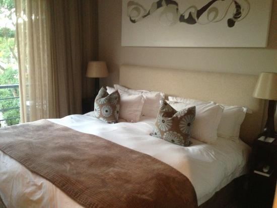 Premier Resort The Moorings (Knysna) : bedroom