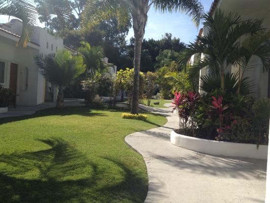 Hotel Canarios : El otro Jardín (muy bello)