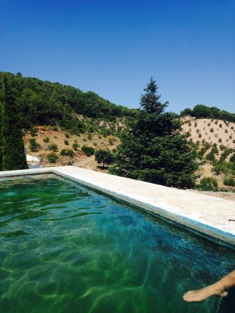 El Convento Retreat: bolsa swimming pool