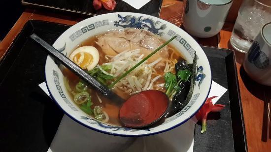 Motomachi Shokudo: Shoyu Ramen