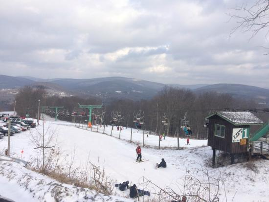 Belleayre Mountain Ski Center: Beautiful ski day