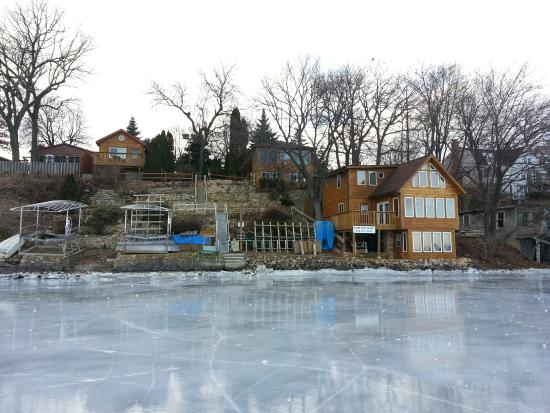 Crown Point Resort: A frozen wonderland!