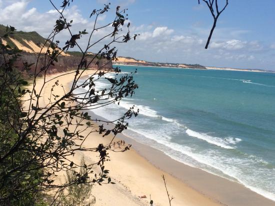 Santuario Ecologico de Pipa : Vista do Mirante do Sossego