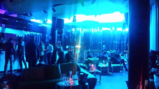 Disco bar eclipse foto di w barcelona barcellona for W barcelona bar