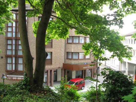 Kranz Parkhotel: desde el bosque