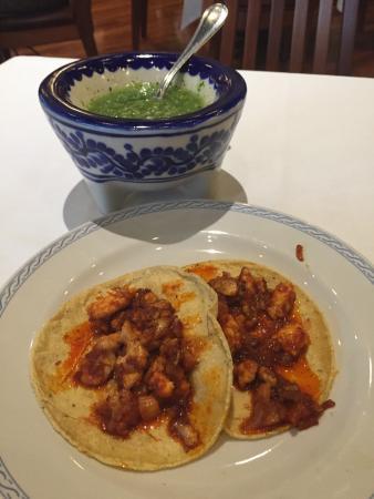 El Cardenal Alameda : Tacos al Pastor