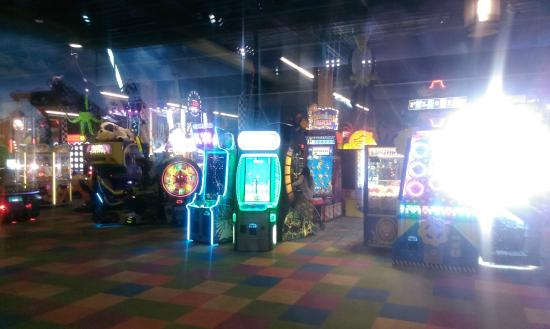 KeyLime Cove Indoor Waterpark Resort: Arcade