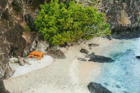 The Hidden Beach Experience At The Remote Resort Fiji