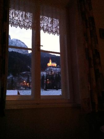 Gasthof Lavanterhof: vista da camera
