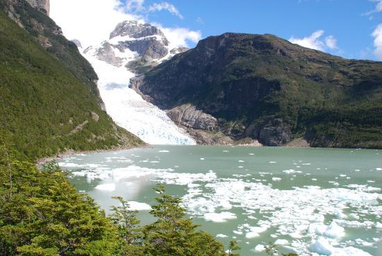 Agunsa Patagonia: Glacier Serrano
