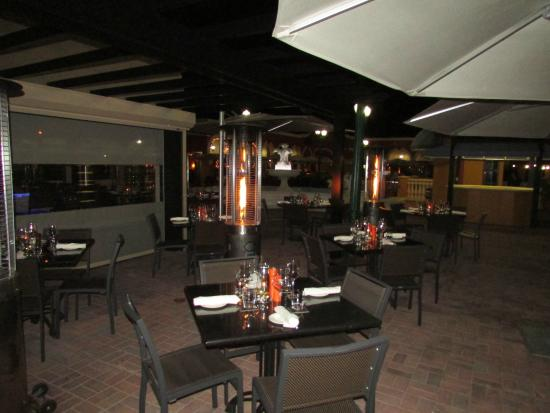 Marco Prime Steaks & Seafood: Outside Dining