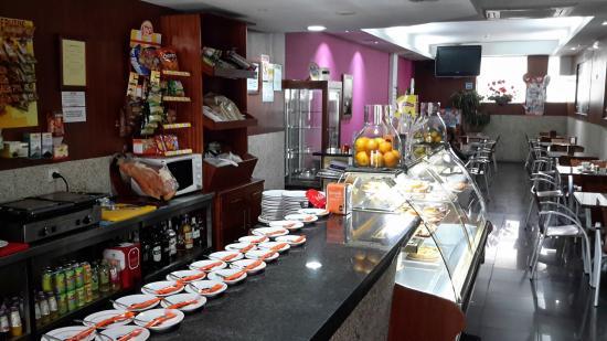 Cafeteria- Pasteleria K'Delicia