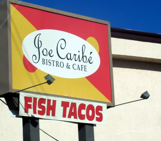Joe Caribe Bistro and Cafe, Auburn, Ca