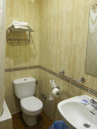 Hostal Marlasca : baño