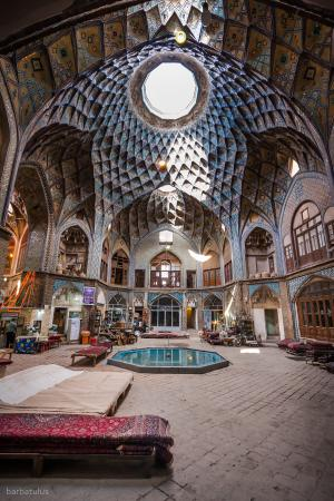 Bazaar of Kashan