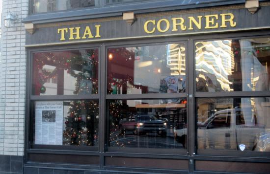 Thai Corner Cafe Reno
