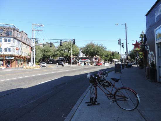 Fremont : Vista do bairro