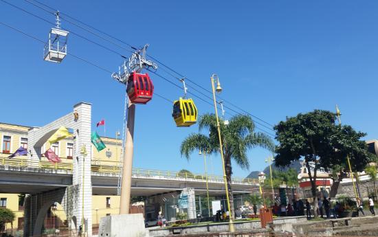 Teleférico de Orizaba: Una vista muy buena de Orizaba y sus alrededores