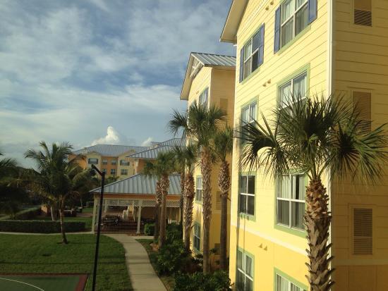 Residence Inn Cape Canaveral Cocoa Beach: Hotel