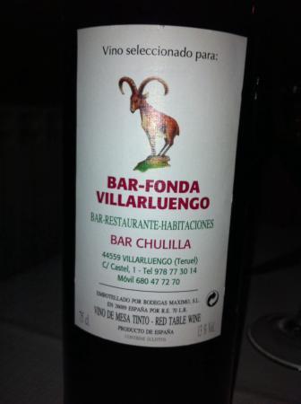 Bar-Fonda Villarluengo