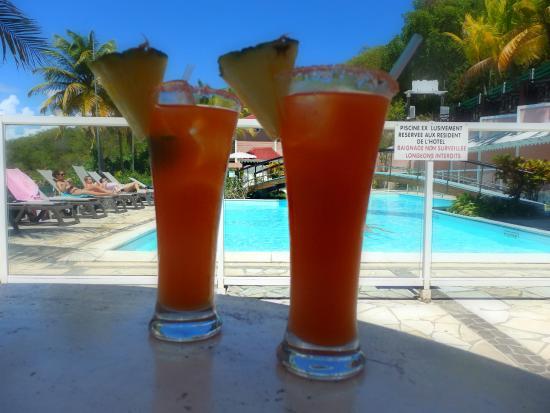 Hotel Bois Joli: le bar