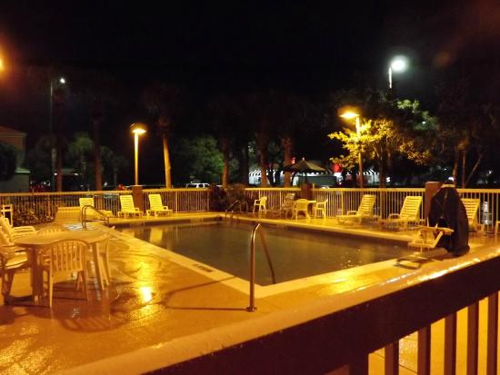 Sleep Inn: Photos of the pool