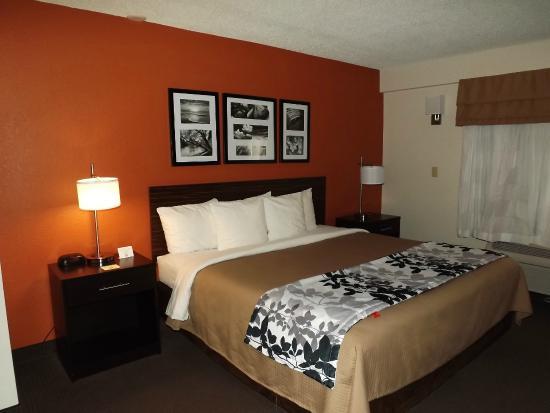Sleep Inn : Photos in the room