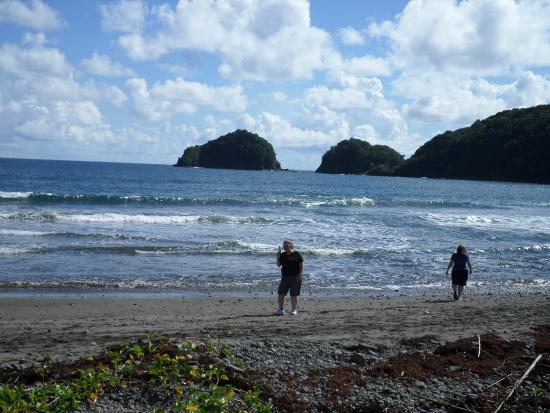 Pepper's Tours : What a gorgeous spot on Dominica