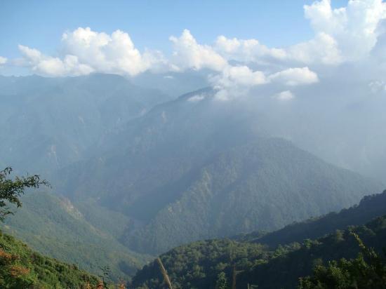 Shei-Pa National Park Guanwu Recreation Area