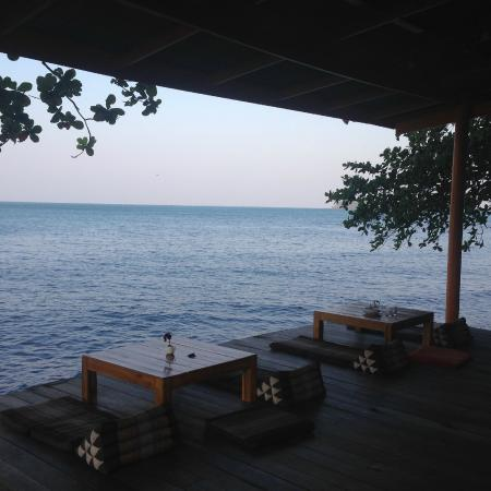 Warapura Resort: great for sunsets