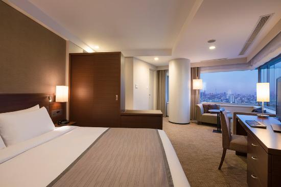 Hotel Century Southern Tower: Panoramic King (34㎡/ Southeast side)