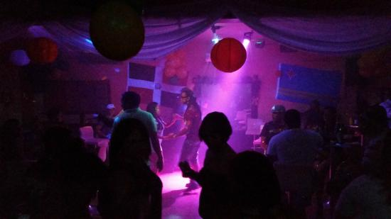 Latin Caribbean Night Club